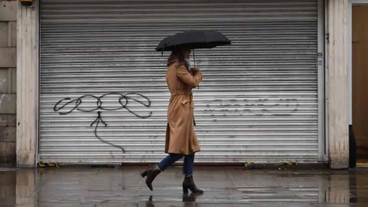 Przejaśnienia, deszcz i silny wiatr. Pogoda na sobotę
