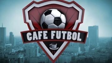 Magiera gościem Cafe Futbol