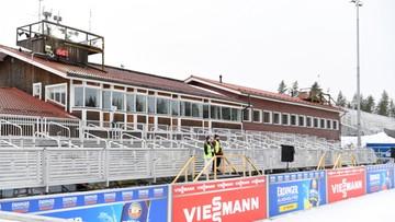 PŚ w biathlonie: Finałowe zawody w Oslo odwołane
