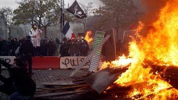 Ponad 260 osób zatrzymanych na protestach żółtych kamizelek