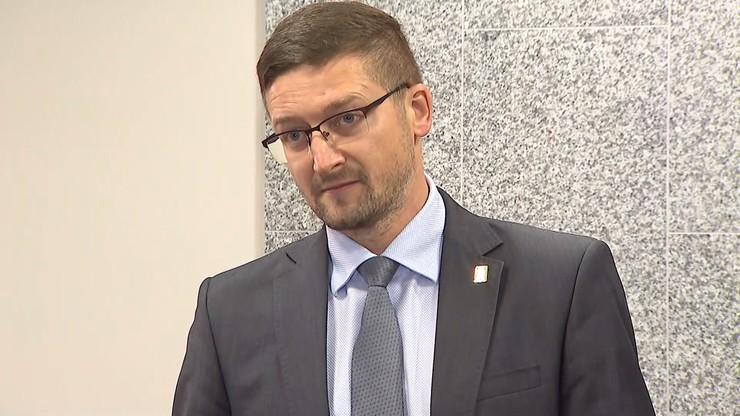 Przewodniczący KRS: działania sędziego Juszczyszyna zasługują na potępienie