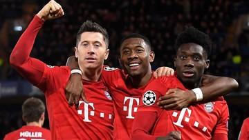 Liga Mistrzów: Bayern pokazał klasę po przerwie! Lewandowski i Gnabry rozbili Chelsea