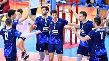 LM siatkarzy: Trentino Volley - Fenerbahce. Relacja i wynik na żywo