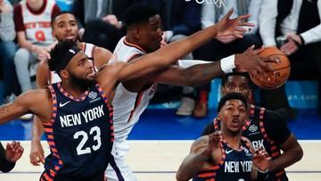 Kluby NBA podarowały milion maseczek ochronnych