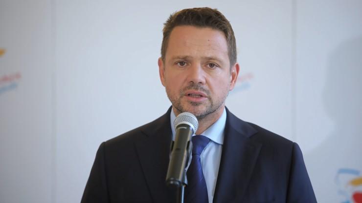 Koronawirusowy sztab kryzysowy w Warszawie