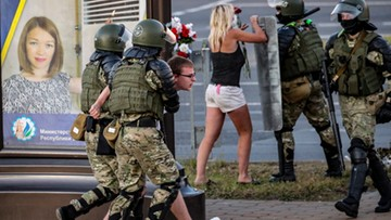 """Polscy studenci zatrzymani na Białorusi. """"Rodziny straciły z nimi kontakt"""""""