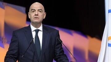 Afera w FIFA - wszczęto postępowanie przeciwko Gianniemu Infantino