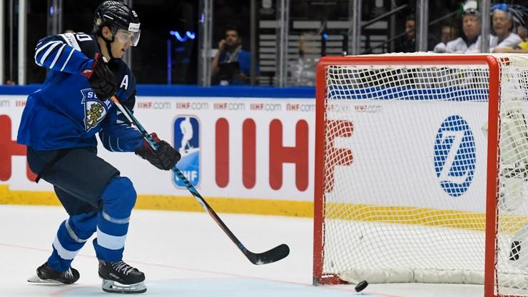 NHL: Fińskich hokeistów czeka... służba wojskowa