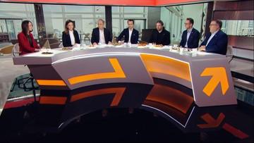 """Dzisiaj Temida ma odsłonięte oczy - Mucha w """"Śniadaniu w Polsat News"""""""