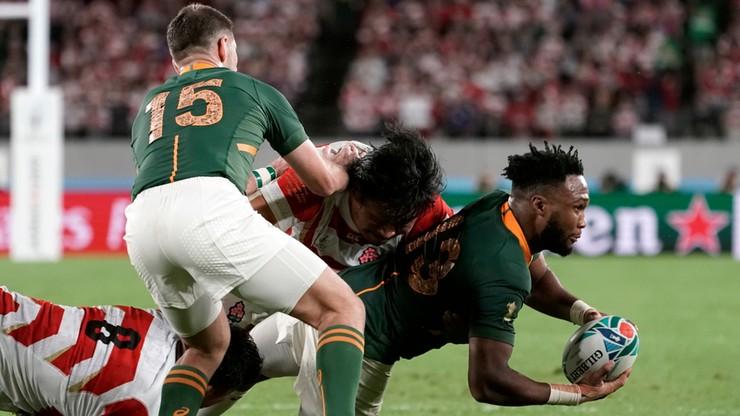 PŚ w rugby: RPA uzupełniła stawkę półfinalistów
