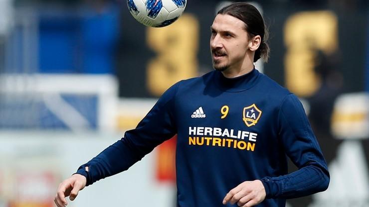 MLS: Gol Ibrahimovicia, porażka LA Galaxy. Czas na powrót do Europy?