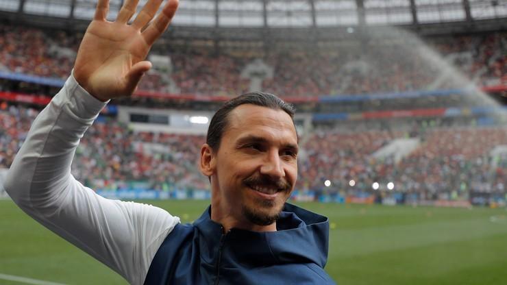 Ibrahimović wraca do Szwecji! Zaskakujący wybór