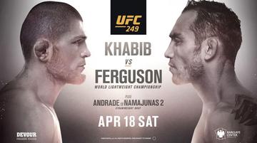 Hitowe UFC 249 się odbędzie? Szefowi organizacji udało się znaleźć lokację!