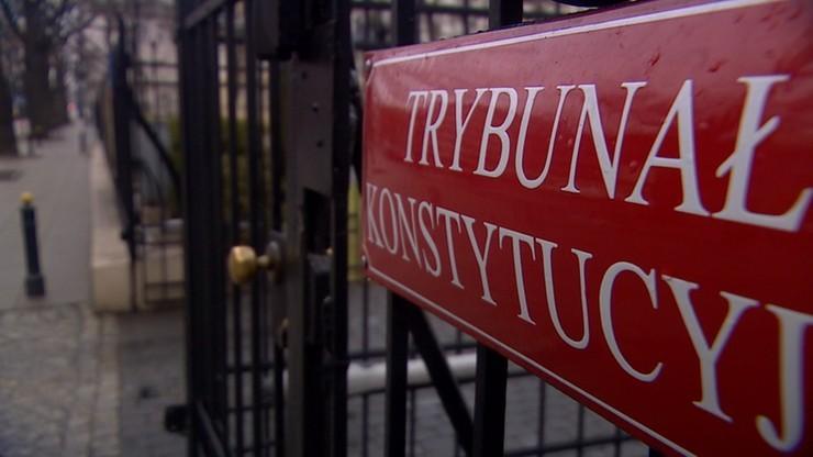 Posłowie PiS znów skarżą do TK przepisy o jawności list poparcia kandydatów do KRS