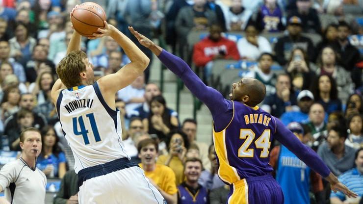Klub z NBA uczcił pamięć Bryanta zastrzegając jego numer na koszulce