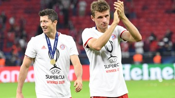 Lewandowski z kolejnym trofeum. Bayern Monachium zwycięzcą Superpucharu UEFA