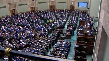 Sejm przegłosował ustawę dyscyplinującą sędziów [ZAPIS RELACJI LIVE]