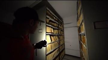 Nagrywał materiał w opuszczonym szpitalu. YouTuber upublicznił dane pacjentów
