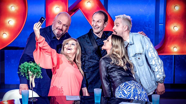Joke Show - odcinek 5: Dowcipna gra o pietruszkę - Polsat.pl
