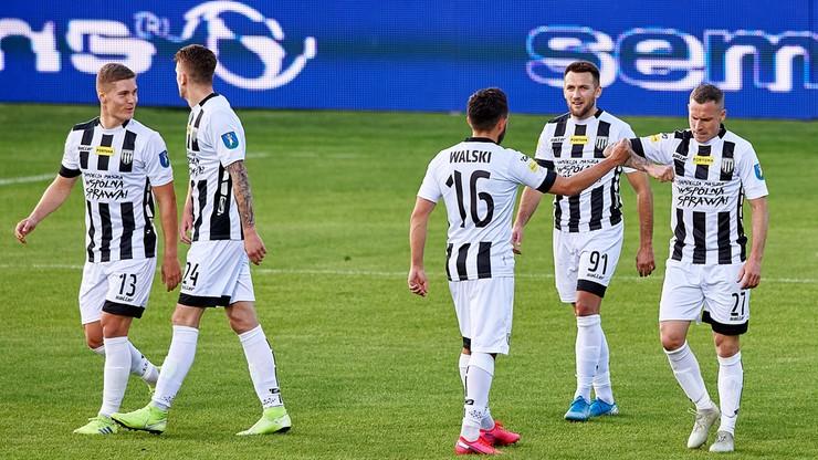 Fortuna 1 Liga: Zawodnik Sandecji Nowy Sącz z koronawirusem