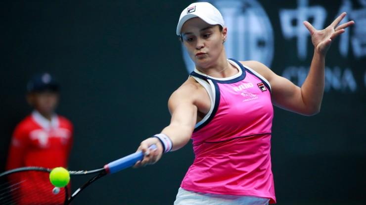WTA w Pekinie: Barty wygrała z Kvitovą