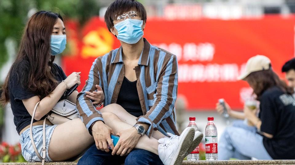 Gdy chińskie maseczki przestaną być już potrzebne
