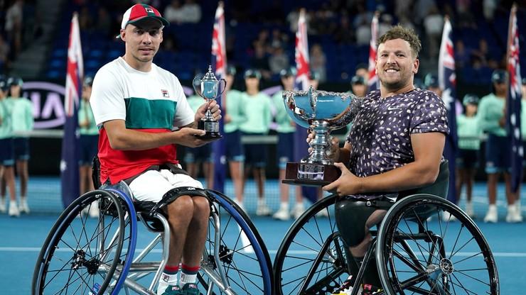 US Open jednak z udziałem tenisistów na wózkach