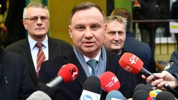 Zakaz zgromadzeń w całej Polsce? Duda nie wyklucza