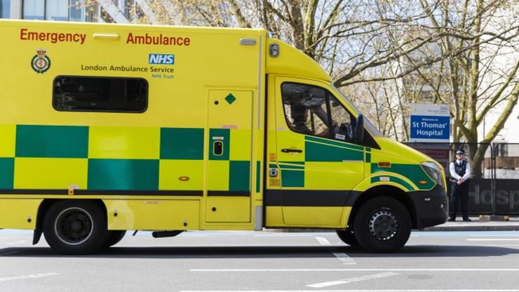 Rekordowa liczba zgonów z powodu koronawirusa w Wielkiej Brytanii