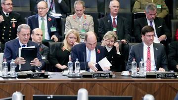 Państwa NATO podzielone w sprawie Syrii