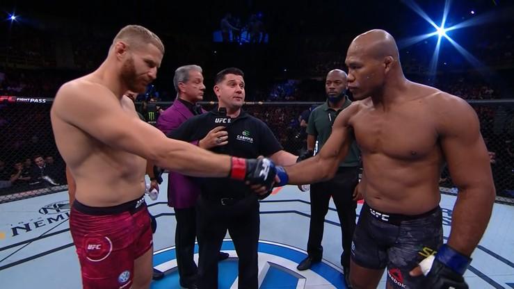 UFC: Błachowicz - Jacare. Wyniki gali