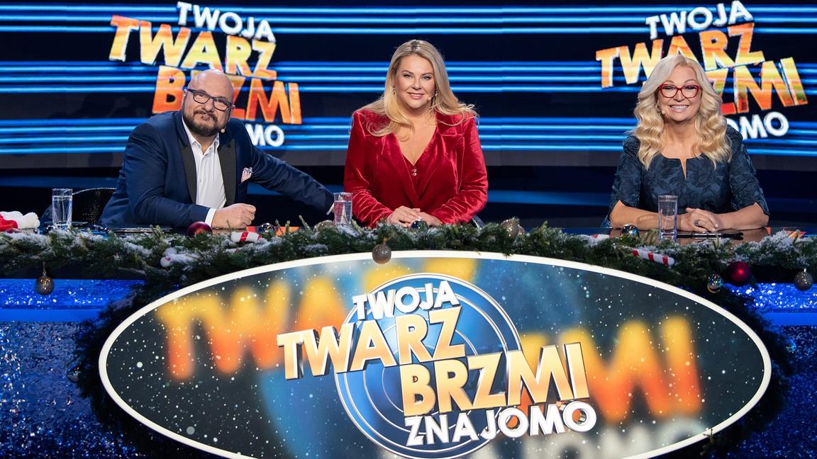 """""""Twoja Twarz Brzmi Znajomo"""" dla Fundacji Polsat!"""