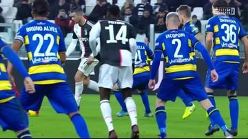 Juventus - Parma 2:1. Skrót meczu [ELEVEN SPORTS]