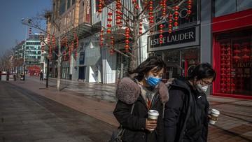 Sześciuset Włochów nie może wrócić z Chin. Z powodu koronawirusa nie latają samoloty