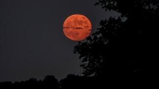 05.06.2020 00:00 Pełnia Truskawkowego Księżyca