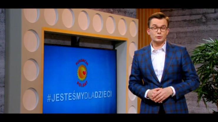 #JesteśmyDlaDzieci pod patronatem Fundacji Polsat