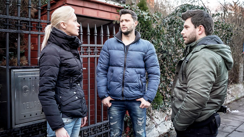 """""""Gliniarze"""" - odcinek 462: Zagubiona radość - Polsat.pl"""