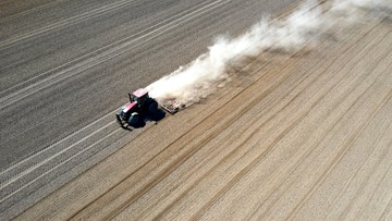 """Rolnicy otrzymają zaległą """"pomoc suszową"""". Minister rolnictwa o szczegółach"""