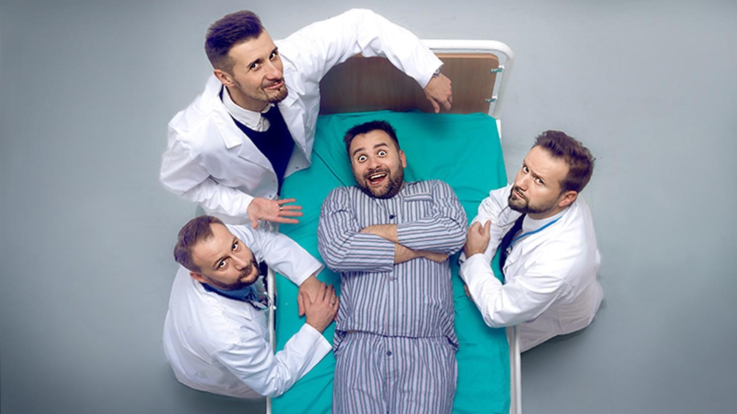 Klinika Skeczów Męczących leczy śmiechem. Zobacz żarty!