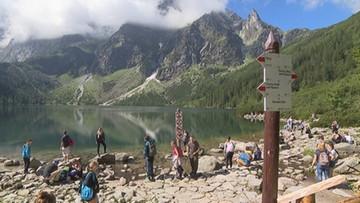 Po majówce otwarcie szlaków turystycznych w Tatrach. Będą limity