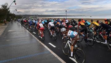 Giro d'Italia: Team Jumbo-Visma wycofał się z wyścigu