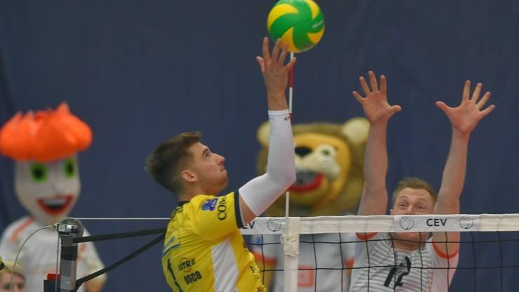 Puchar Włoch siatkarzy: Modena Volley – Consar Ravenna. Relacja na żywo