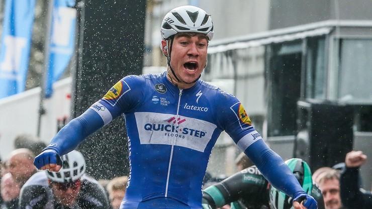 Wypadek na Tour de Pologne. Kolarz Fabio Jakobsen wybudzony ze śpiączki
