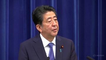 Premier Japonii zrezygnował z urzędu. Znamy powód