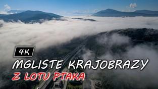 21.10.2020 00:00 Mgliste krajobrazy z lotu ptaka (4K)