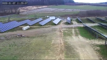 Ogromna farma fotowoltaiczna na Dolnym Śląsku. Tańszy prąd, mniej CO2 w atmosferze