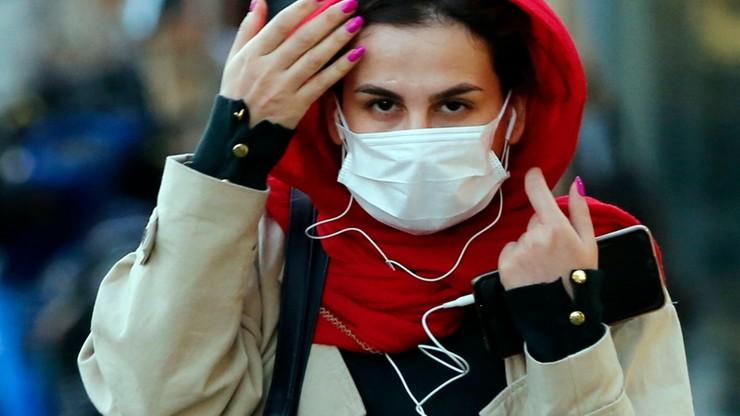 8 ofiar śmiertelnych koronawirusa w Iranie