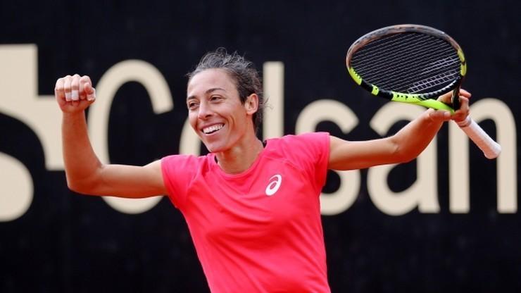 """Poruszające wyznanie włoskiej tenisistki. """"Pokonałam raka i wracam do akcji"""""""