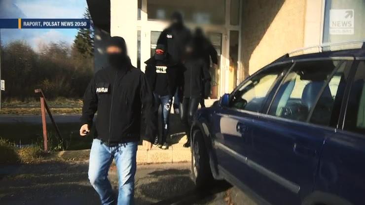 """W """"Raporcie"""" ujawniamy, jak wyglądało przekazanie Magdaleny K. policjantom z CBŚP"""