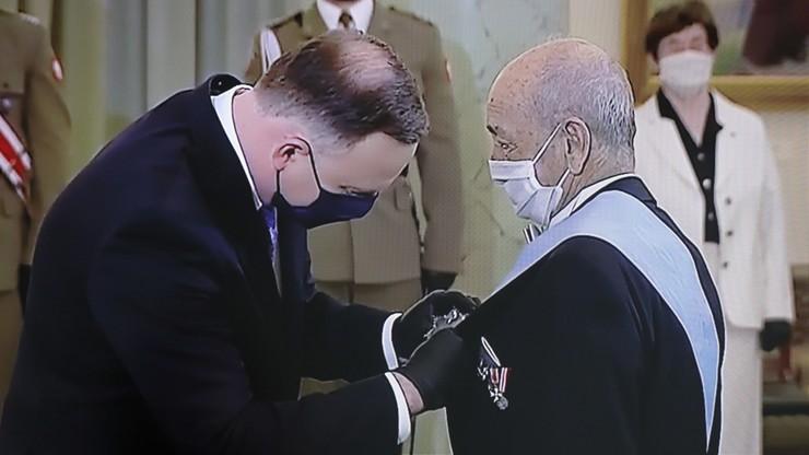 Prezydent odznaczył Orderem Orła Białego Wojciecha Roszkowskiego oraz Andrzeja Kułakowskiego